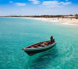 CAP-VERT pécheurs mer turquoise séjour vacances