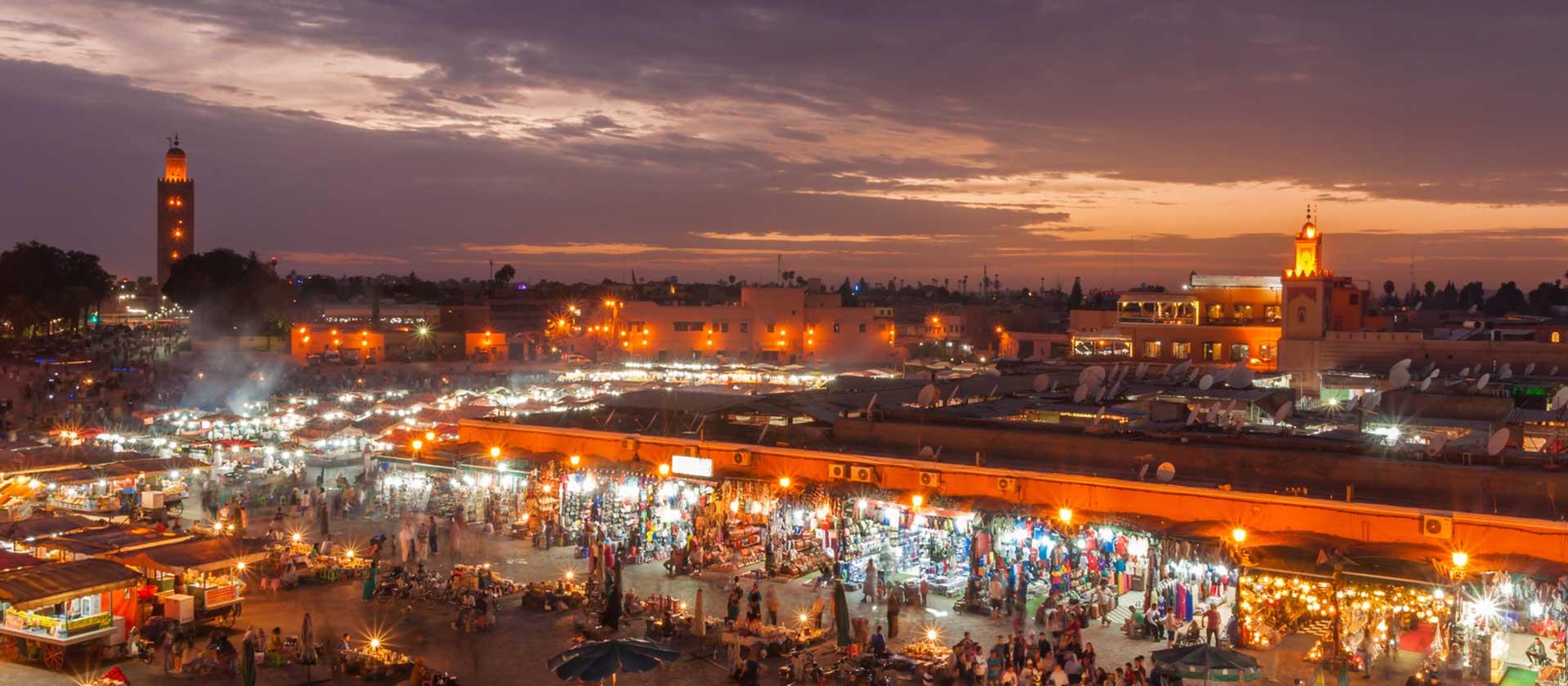 Marrakech Aeroport Paris Vatry