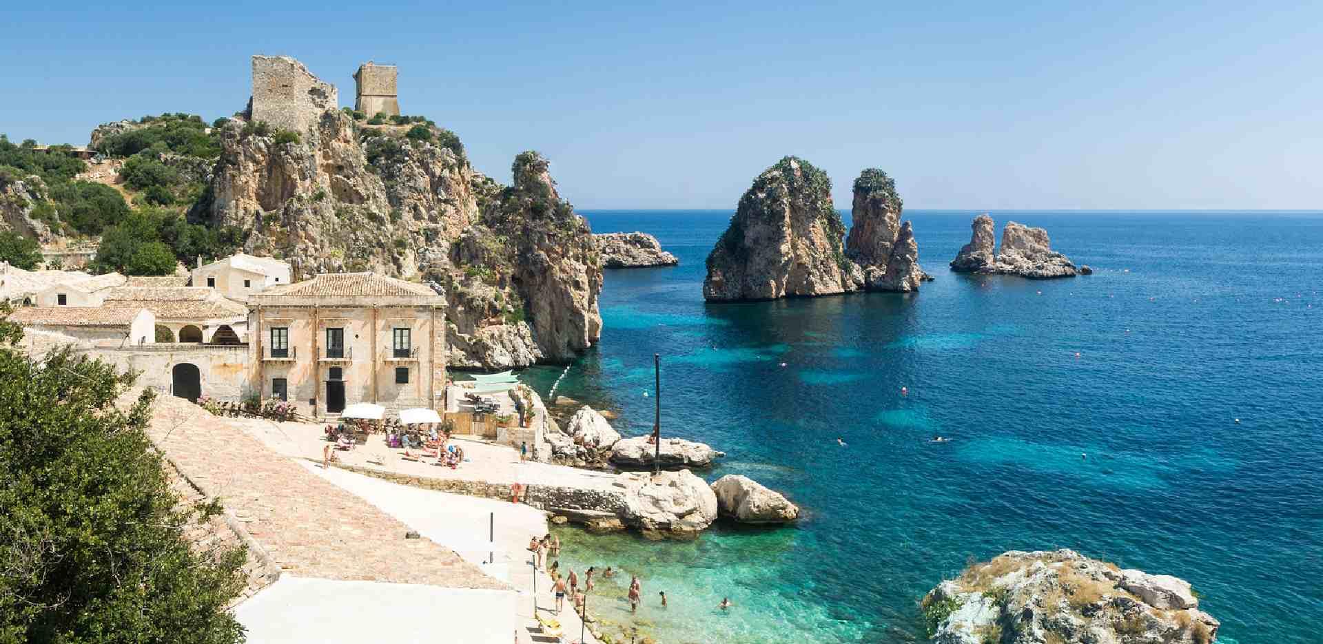 Vol Et Hotel Sicile
