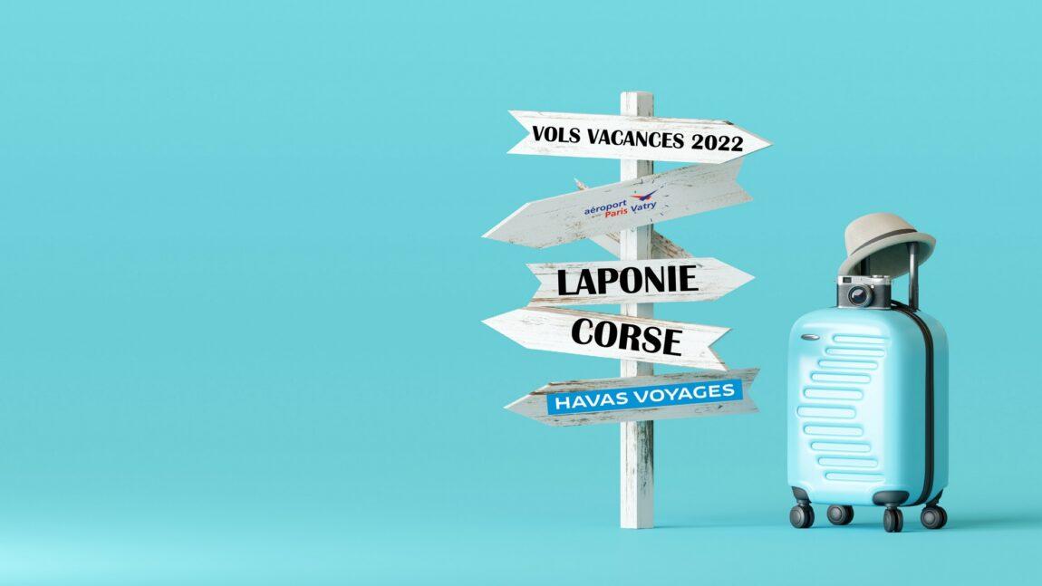 vols vacances 2022